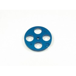 """35mm """"Pull-Pull"""" Cable Wheel - JR - BLUE"""