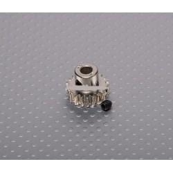 21T/5mm 32 Pitch Steel Pinion Gear