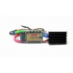 GWS Speed Controller ESC ICS-600E 30A