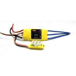 ELE EH-25G - 25amp Speed Controller