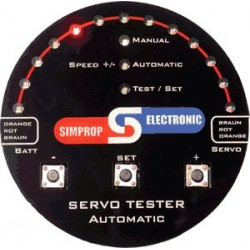 Servo Tester Disc