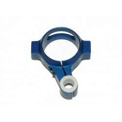 Trex 700 - 3D Tailboom Clamp & Pushrod Guide