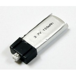OS 130mAh 3.7V 15C - Li-Po battery for Horizon helicopter