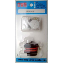 GWS Fast HP Naro Servo - JR Connector (GWSNR+FH/BB/J)