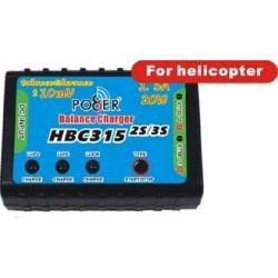 POWER Balance charger HBC315 (LI-PO,LI-FE) 1.5A