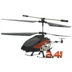 AirAce Helicopter zoopa 150 TURBO / 3 Ch. Gyro Helicopter 2.4GHZ