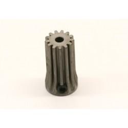 Rhino Gear Ultra Hardened Steel Pinions/0.7M 13T/6mm shaft
