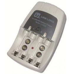 LLD522 Φορτιστής Μπαταριών ΑA,AAA Ni-Cd Or Ni-Mh