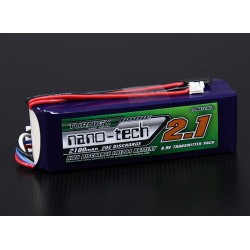Turnigy nano-tech 2100mAh 3S1P 20~40C LiFePo4 Transmitter Pack