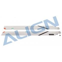 600mm Carbon Fiber Night Blades/3K H60131