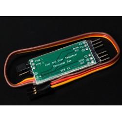 Smart Retractable Landing Gear & Gear and Door Sequencer