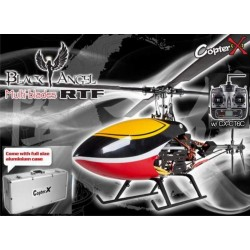 CopterX CX450BAMB4 Black Angel Four-blades Helicopter