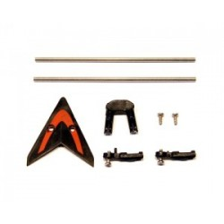 zoopa 150 Rear strut and tail