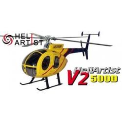 HeliArtist Hughes500D Version V2