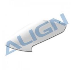 ALIGN 450 PRO V2 Fiberglass Canopy/White - HC4301