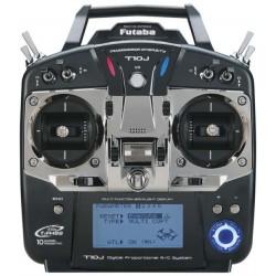 Futaba T10J + R3008SB 8-Ch 2.4Ghz T-FHSS Radio System