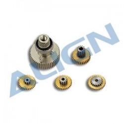 DS615S Servo Gear Set - HSP61503