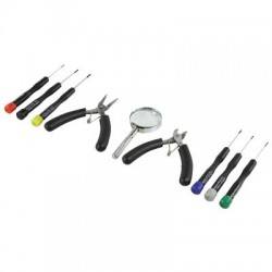 Electronic Screwdriver Set 9pcs