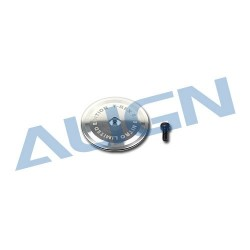 Align T-REX 550E Metal Head Stopper/Silver - H60005AF