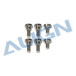 Align M3 CNC Socket Collar Screw - H70S001XXW