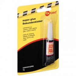 FIXPOINT SUPER GLUE 3g