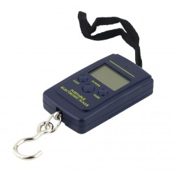 Portable Hanging Electronic Hook Scale (20KG Max / 10g)