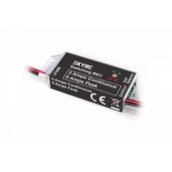 SkyRC 3A Switching S-BEC Battery Eliminating Circuit 5.5-26V