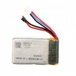 Cheerson CX-33 Tricopter Spare Parts 7.4V 360mAh Battery