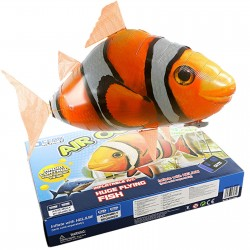 Remote Control RC Inflatable Balloon Air Swimmer Flying Nemo