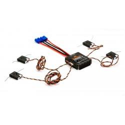 AR12120 12-Channel DSMX/XPlus PowerSafe Receiver (bulk)