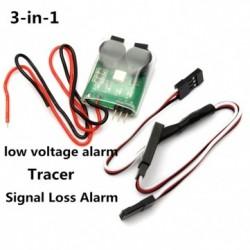 3 In 1 Low Voltage Alarm Tracker Single Loss Alarm Module