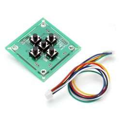 OSD Board for DC12V 1/3 960H CCD 700TVL 2.8mm Camera