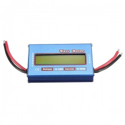 60V 100A Digital LCD Display Watt Meter