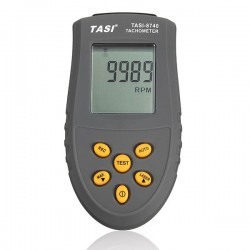 Non-contact LCD Digital Laser Tachometer RPM Speed Gauge