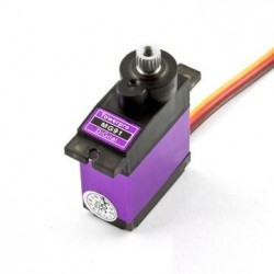Towerpro MG91 13g 2.6KG Torque Metal Gear Digital Servo