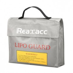 LiPo Battery Portable Explosion-Proof Safety Bag 240x180x65mm