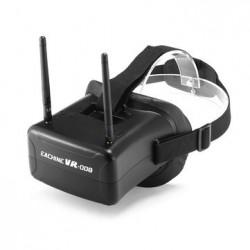 VR008 Duo Antennas 4.3 Inch 5.8G 40CH Raceband FPV Goggles