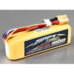 ZIPPY Compact 1800mAh 4S 25C Lipo Pack