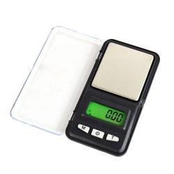Digital Stainless Steel Pocket Scale, 500g, 0.1g APTP448
