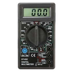 DT832 Digital LCD Multimeter