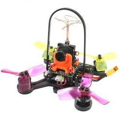Eachine Chaser88 F3 FPV Racer ARF with 4 In 1 6A ESC 5.8G 40CH VTX 800TVL 1/3 Cmos Camera 2-3S