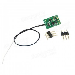 FrSky Ultra Light XM Receiver Up To 16CH