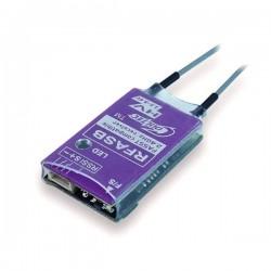 RFASB PPM SBUS 2.4G FASST Compatible Receiver for Futaba T10CG 14SG T12Z T12FG TM-14