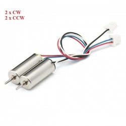 4X Chaoli CL-615 6x15mm Coreless Motor for 90mm-130mm DIY Micro FPV Quadcopter Frame Blade Inductrix