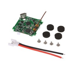 F3 Brushed Flight Controller Integrated 8CH Receiver Frsky for Blade Inductrix Micro FPV Racing Quad