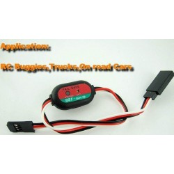 Fail Safe Device for various RC trucks, buggies,on road cars