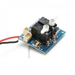Upgraded WLtoys 2.4G 3CH F929 F939 Airplane Spare Parts Receiver Board