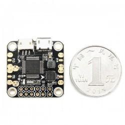OMNIBUS Betaflight 3.1 F3 6DOF Mini Flight Controller 20x20mm Integrated OSD Built-in 5V BEC