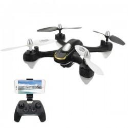 Eachine E33W WiFi FPV With Camera Headless Mode LED Light RC Quadcopter RTF