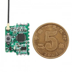 2.4G 8CH D8 Mini FrSky Compatible Receiver With PWM PPM SBUS Output